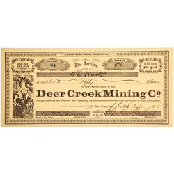 Deer Creek Mining Company  (88105)