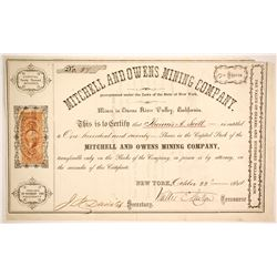 Mitchell and Owens Mining Company  (86704)