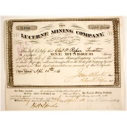 Lucerne Mining Co. Stock  (79337)