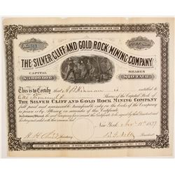 Silver Cliff and Gold Rock Mining Company  (87947)