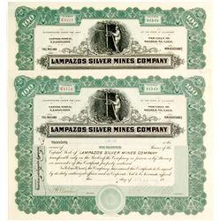 Lampazos Silver Mines Company  (79035)