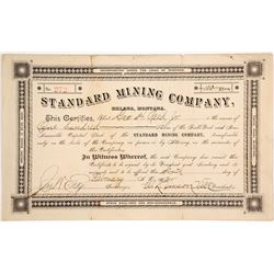 Standard Mining Company  (87975)