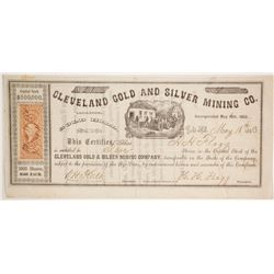 Cleveland Gold and Silver Mining Company  (86112)