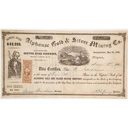 Alphonse Gold & Silver Mining Company  (86125)