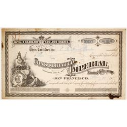 Consolidated Imperial Mining Co  (86517)