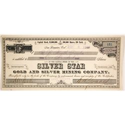 Silver Star Gold & Silver Mining Co  (86524)