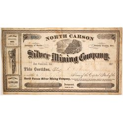 North Carson Mining Co  (86540)