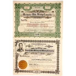 Nevada Milling & Mining Co stock  (88400)