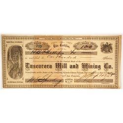 Tuscarora Mill & Mining Company  (86543)