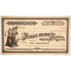 Yankee Blade Mill & Mining Co  (86545)