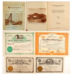 Wonder, NV Mining certificates  (88401)