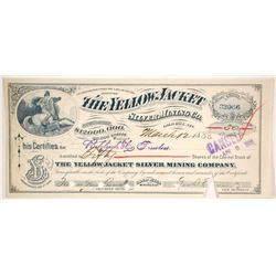 Yellow Jacket Silver Mining Co  (86549)
