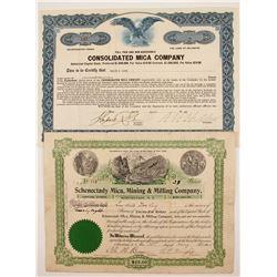 Mica Mining stocks  (87224)