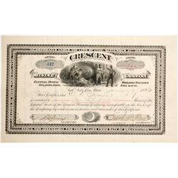 Crescent Mining Company Stock  (8043)