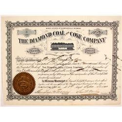 Diamond Coal and Coke Company Stock  (87911)