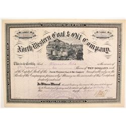 North Western Coal & Oil Company Stock  (87939)