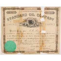 North-Western Standard Oil Company Stock  (87913)