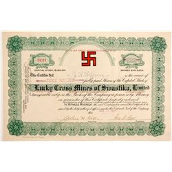 Lucky Cross Mines of Swastika, Limited  (87235)