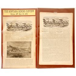 The Montana Mining Review (2)  (63230)