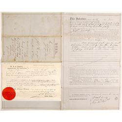 Oregon Ledge Mining Deed (with original claimants)  (99379)