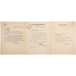 Copper Mining Correspondence  (88818)