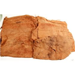 Cedar Mining Co Ore Bags (11)  (87466)