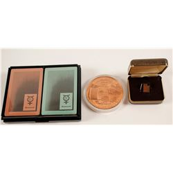 Kennecott Copper Commemoratives  (87304)