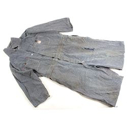 Miner's Coveralls from a Utah Mine  (88652)