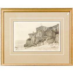 Wood Gather Photogravure by Roland W. Reed  (56851)