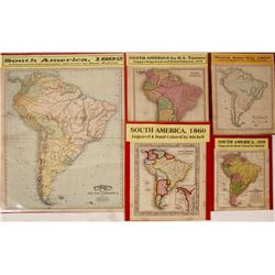 Maps of South America (5)  (63214)