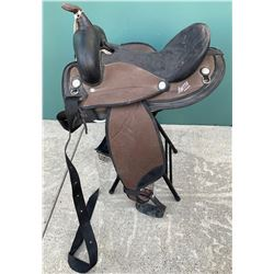 Saddle (Abetta Made in Texas)  (88506)