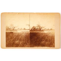 Buffalo Bill Stereoview  (53215)