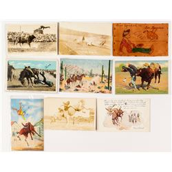 "Cowboy ""OOPS"" Postcards (9 count)  (51490)"
