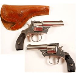 Harrington & Richardson .38 cal. Black Powder self cocker revolver  (75656)