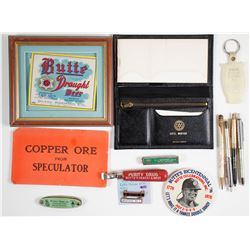 Butte Advertising Collection  (64402)