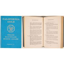 """California Gold"" By Kenneth W. Lee  (71039)"