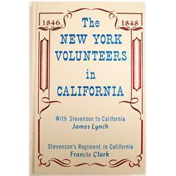 New York Volunteers In California 1846-1848  (63347)