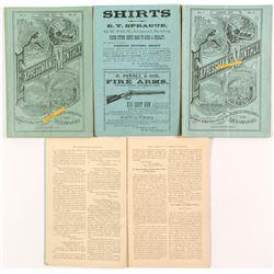 """Expressman's Monthly"" Including Volume 1, Number 1  (53444)"
