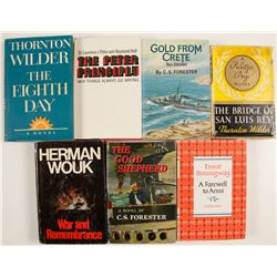 American Literature Hardcovers (7)  (63779)