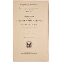Guidebook of the Western United States  (63409)