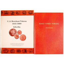 Hard Times Tokens & U.S. Merchant Tokens   (63474)