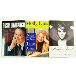 Hardcover Book Trio  (87104)
