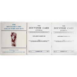 Key References The Souvenir Card Collector Society  (64201)