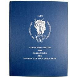 Modern and Forerunner Souvenir Card Numbering System Reference  (63339)
