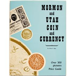 Mormon and Utah Coin and Currency (Hardback Book)  (63418)
