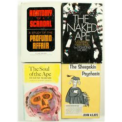Personality Hardcovers (4)  (87105)