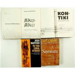 South Pacific Novels (4)  (87102)