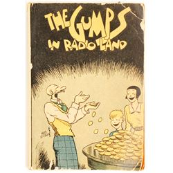 The Gumps in Radio Land Book  (73031)
