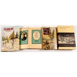 Western Gold Rush Books (4)  (55761)