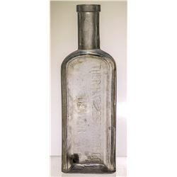 Hardesty Mfg. Co. Bottle  (47738)